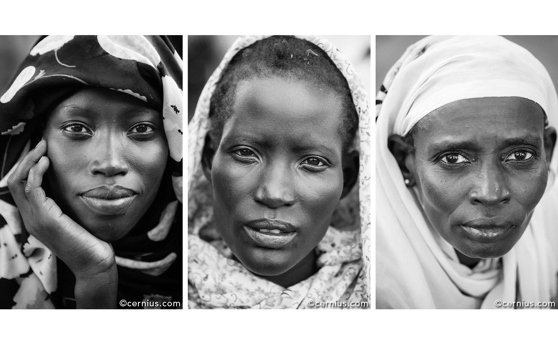 Portraits from South Sudan | Juozas Cernius