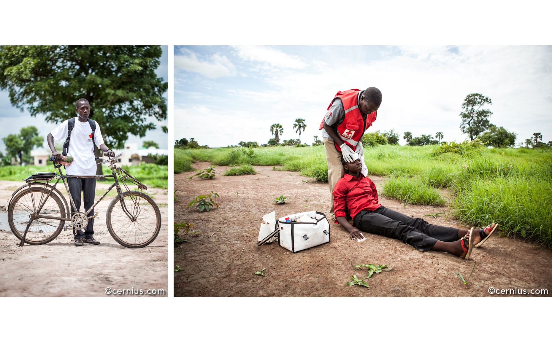 South Sudanese Red Cross | Juozas Cernius