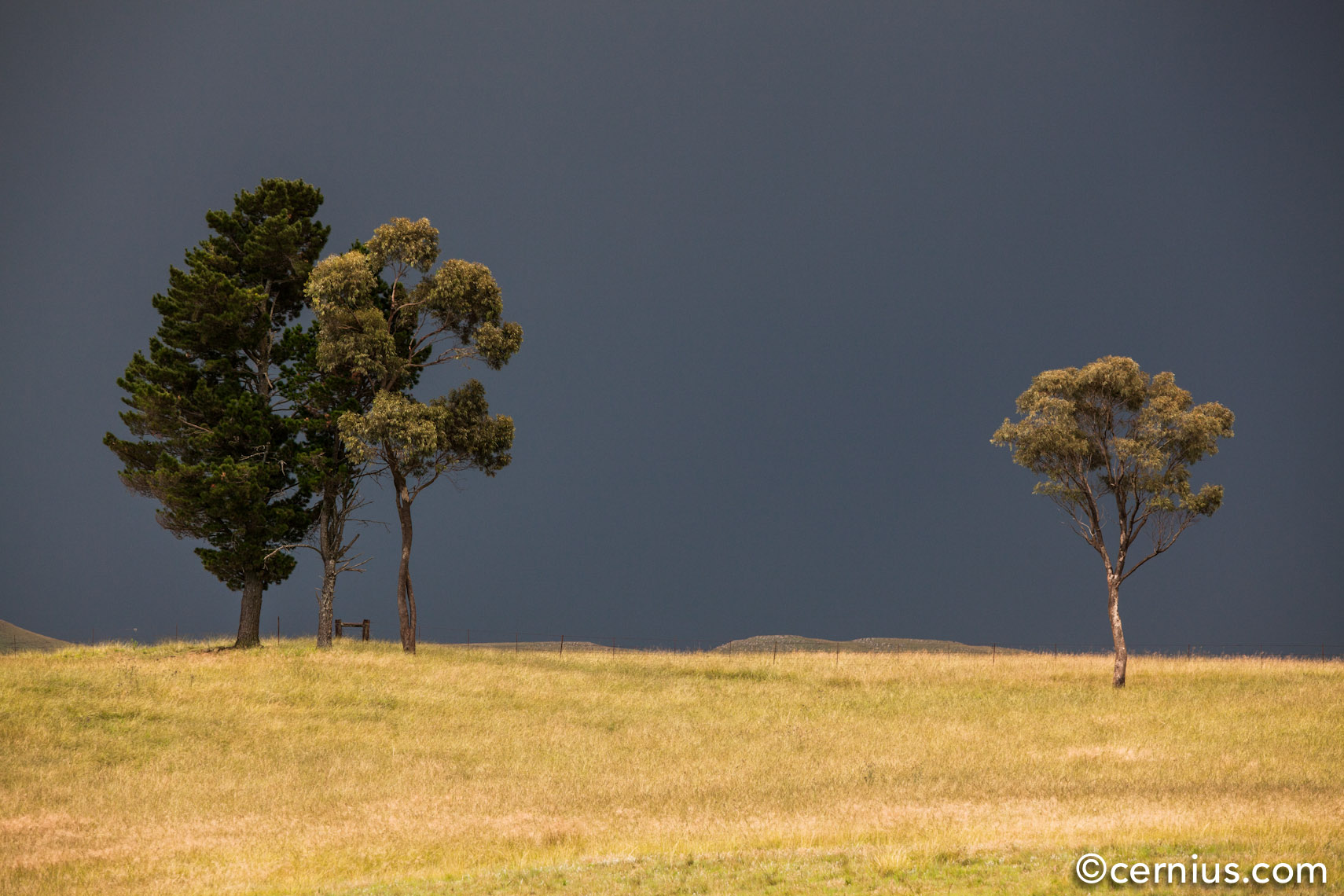 Storm approaching, South Africa | Juozas Cernius