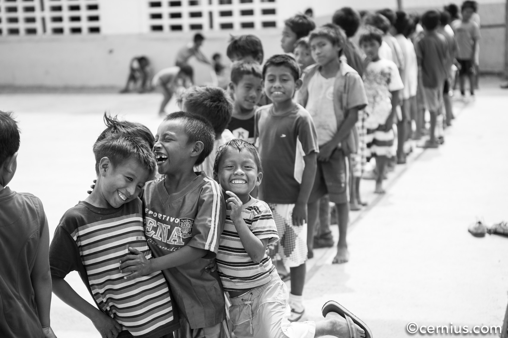 Joy of Life in Panama | Juozas Cernius