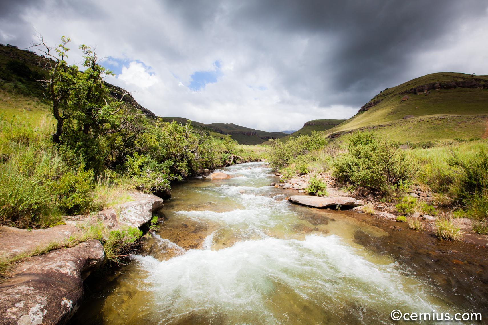 Travel to Drakensberg, South Africa | Juozas Cernius